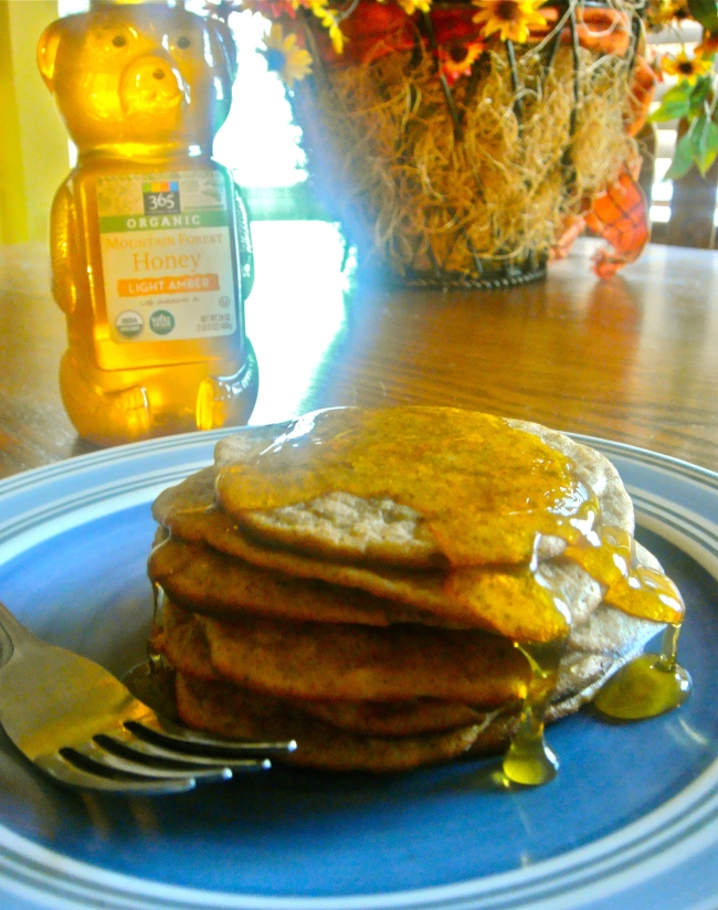 Oven-Baked Banana Pancakes (Paleo)